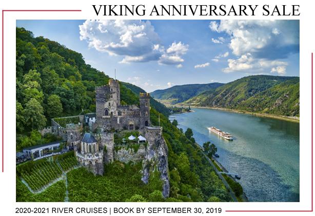 Viking's Anniversary Sale