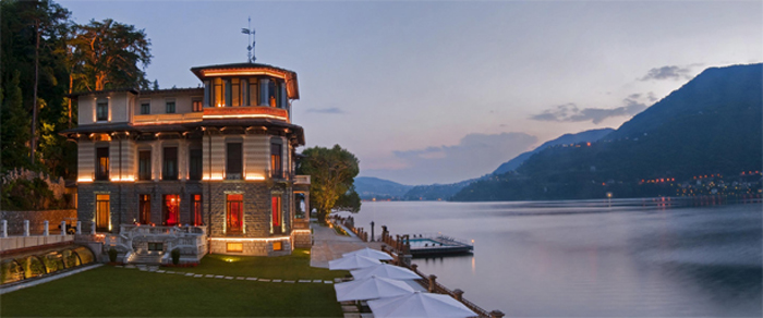 Mandarin Oriental's Casta Diva Resort & Spa at Lake Como